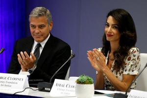 Are George Clooney and wife Amal headed for a Rs 2000 crore divorce?