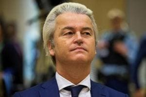 Right-wing leader Wilders convicted of anti-Moroccan chants