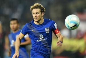 A whole new tournament starts tomorrow, says Diego Forlan ahead of ISL...