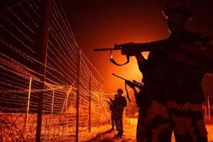 BSF foils intrusion attempt by 2 Pak 'smugglers' near Chakkri