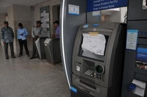 Almost 85% ATMs recalibrated for new notes till Nov 30: Govt