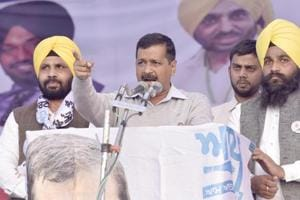 Amarinder and Sukhbir have a secret seat-sharing pact: Kejriwal