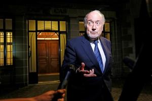 Fifa boss Gianni Infantino won't answer my calls, says Sepp Blatter