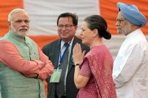 PM Modi greets Sonia Gandhi on her birthday
