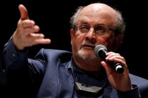 120 writers including Rushdie ask China's Xi to stop human rights...