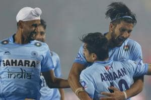 Hockey Junior World Cup: India beat England 5-3, virtually in...