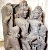 Old temples, ancient idols excavated in Raisen district