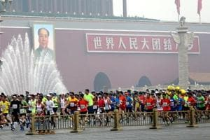 2 runners die after collapsing in China half-marathon