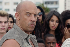 F8 has a weird new title with a smart pun: The Fate of the Furious