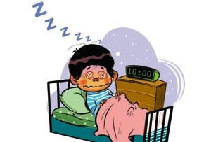 Parents take note: Indian toddlers don't sleep tight