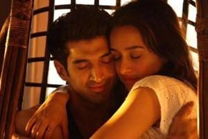 OK Jaanu first look is all about Shraddha Kapoor, Aditya Roy Kapur's...