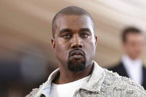 Kanye West makes first public appearance after hospitalisation in...