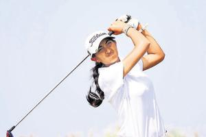 India's Aditi Ashok caps great year, joint third in Dubai Ladies...