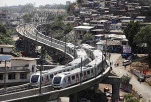 Modi to put Metro lines on track at Rs1.41-crore function in Mumbai