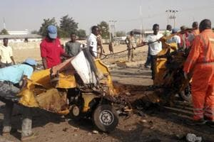 Nigeria: Two women suicide bombers kill 45 in crowded market, Boko...