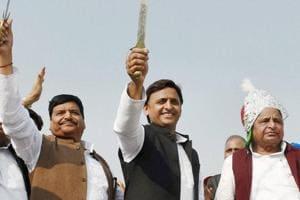 UP polls: Ansari's brother, Azam's son in Samajwadi Party's list of 23...