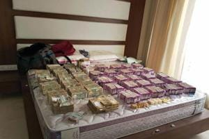 Hyderabad: Rs 70 lakh in new currency seized in raids on postal...