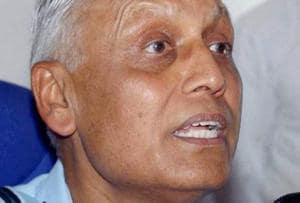 Chopper scam: Former air force chief SP Tyagi sent to 4-day CBI...