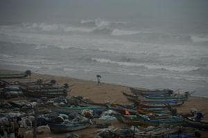 Andhra govt braces for cyclone Vardah, CM cancels Gulf trip to monitor...