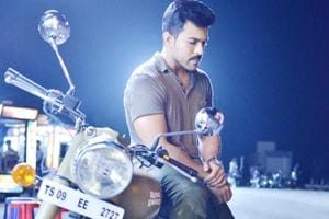 Dhruva review: Ram Charan is like a rock that has not moved from its...