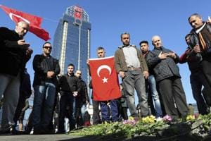 Turkey mourns after twin bombs kill 38, blames attack on outlawed...
