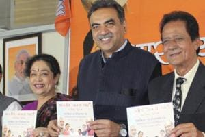 Chandigarh MC polls: BJP manifesto takes a leaf from MP Kirron Kher's...