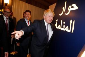 Candour is important in a 'developing' UK-Saudi Arabia friendship:...