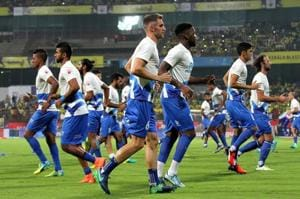 Kerala Blasters have never defeated Delhi Dynamos at home.