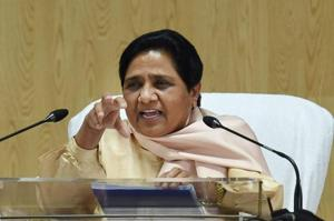 Mayawati hits back at Modi for blaming Opposition for Parliament...