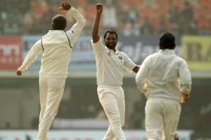 Mohammed Shami, Wriddhiman Saha ruled out of Chennai Test vs England