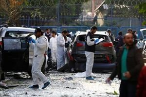 Car bomb wounds around 20 police officers outside Istanbul football...