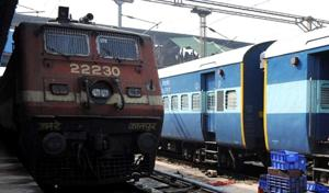 Railways will also offer free insurance cover up to Rs10 lakh to passengers who book their tickets online from January 2017.