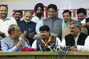 Delhi BJP chief to meet party councillors next week