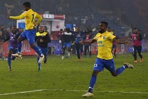 Kerala Blasters FC defeated Delhi Dynamos FCin a penalty shootout to set up the ISL2016 final clash with Atletico de Kolkata.