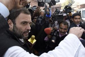Govt asks Congress for details of Rahul Gandhi's Twitter account