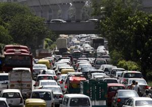 No escaping Delhi traffic jams: Why city is spending double the time on roads