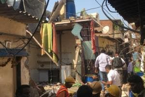 Three dead, 11 injured after cylinder blast causes house collapse in Mumbai's Mankhurd area