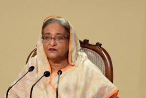Those who shielded war criminals won't be spared: Bangladesh's Sheikh...