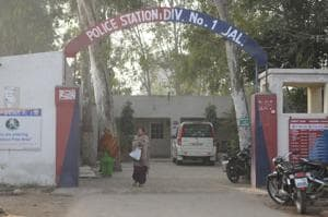 Division No 1 police station, which is investigating the missing girl case.