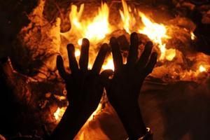 Cold wave-like weather in Jharkhand, two dead