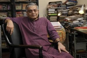 Director Sandip Ray's new Feluda film celebrates 50th anniversary of the iconic Bengali sleuth, a character created by Satyajit Ray.