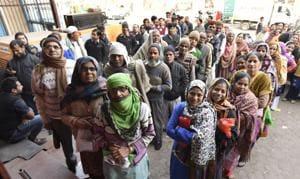 Man dies of stroke while standing in bank queue in east Delhi