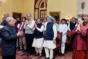 Rahul's meeting with PM Modi splits Oppn as winter session ends