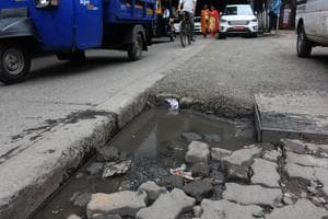 The civic body received no bidder for pothole repair work  despite issuing tender notices twice during this monsoon.