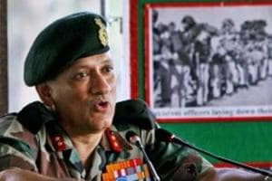 Eight things you need to know about new army chief Bipin Rawat