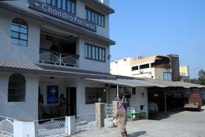Income tax sleuths raided business establishments of Chandra Group and Jamshedpur Urban Cooperative Bank branches in Jamshedpur on Saturday.