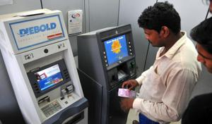 ICurrently, a customer has to pay Rs 20 per ATM withdrawal after five free transactions a month from a bank she has an account in. For non-financial such as checking balance status or applying for a cheque book, the levy is Rs 8.50.