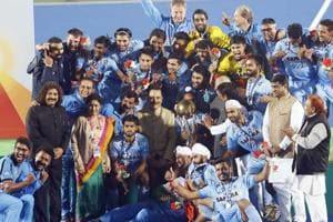 India beat Belgium 2-1 to win hockey junior World Cup crown after 15 years