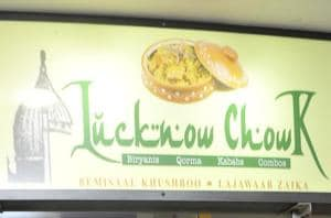 The eatery 'Lahore Chowk at Hotel Aroma has been renamed Lucknow Chowk'. The IndiaPakistan tension was surely the trigger.