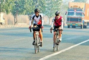Cyclists to pedal from Delhi to Mumbai for awareness on human trafficking